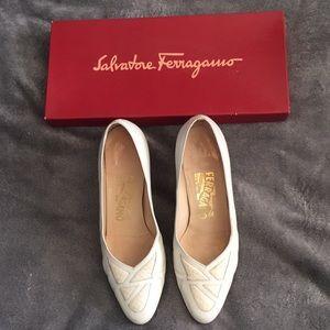 Vintage Ferragamo Loafers